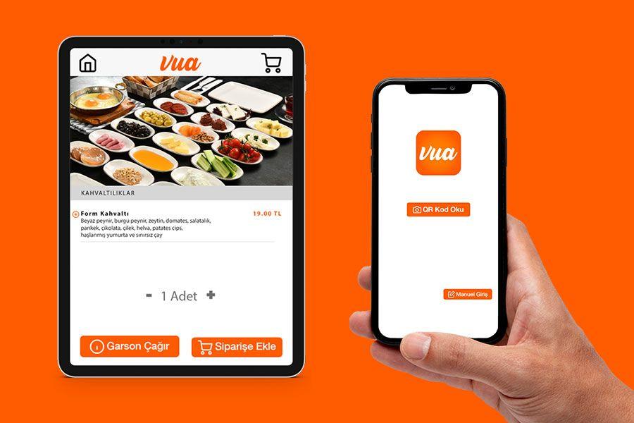 Hızel'de Vua İle Temassız Online Sipariş Dönemi Başladı