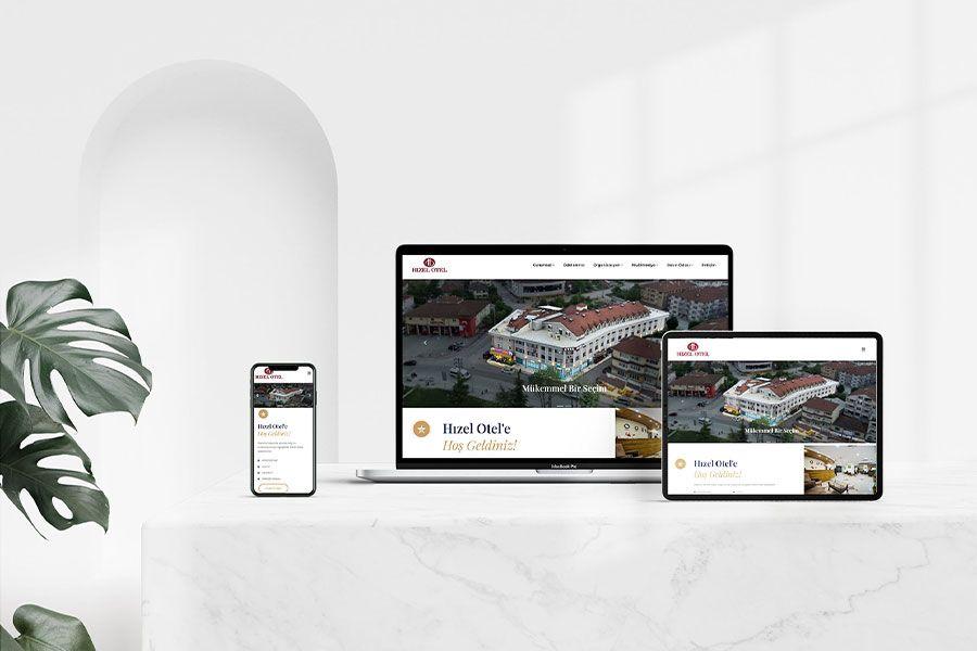 Yeni Web Sitemiz Yayında!